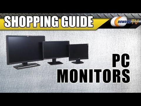 Newegg TV: PC Monitors