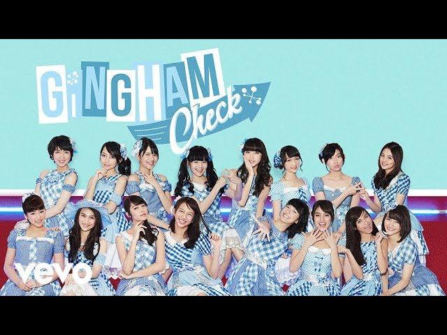 Download JKT48 - Gingham Check (English Version) MP3 Gratis