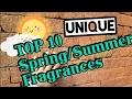Best Spring/Summer fragrances 2017 | Niche & Designer MUST HAVES
