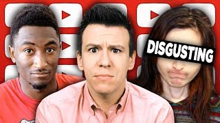 DISGUSTING! Hypocritical Predator Exposed, Victim Double Standards, & Youtube