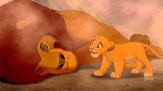 Mufasa Death - The Lion King - Funeral