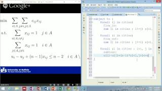 Operations Research 15B: AMPL - Quick Start Guide for Linear