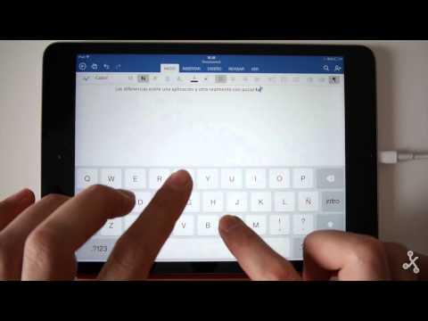 Office para iPad, la mejor suite ofimática de iOS