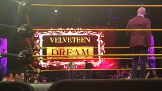 Full NXT Post Wrestlemania confrontation Ricochet and Velvetine Dream