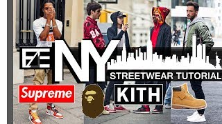 How to   New York Streetwear feat. FUNG BROS.