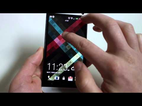 Tip:  Turning on Accessibility Options in Sense 5 on HTC One Breaks Lock Screen