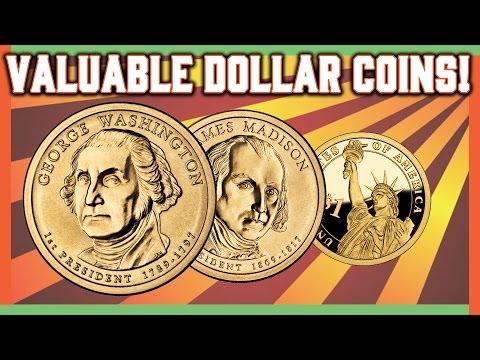 RARE PRESIDENTIAL DOLLAR COIN ERROR - VALUABLE COINS
