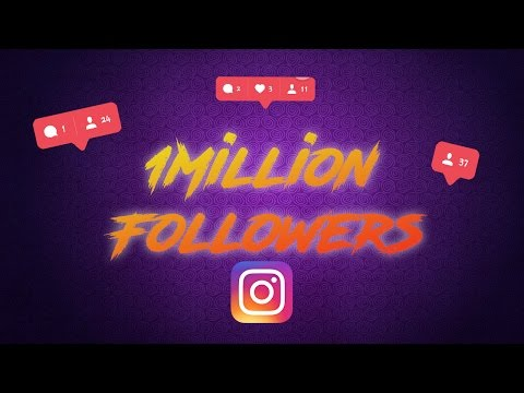 How to get 1 Million Instagram Followers in 10 Minutes!! (Part 2)