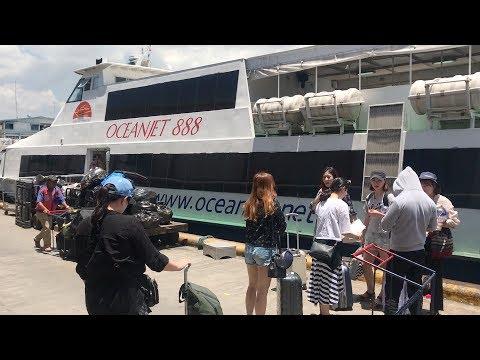 Ferry from Cebu to Bohol