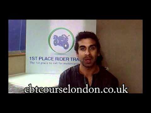 CBT London - CBT Motorcycle & Scooter Training London