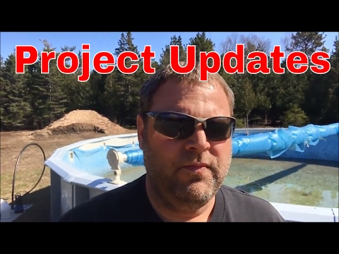 April Update 2017 | Upcoming Projects