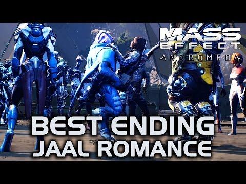 Mass Effect Andromeda - Best Ending (Jaal Romance)