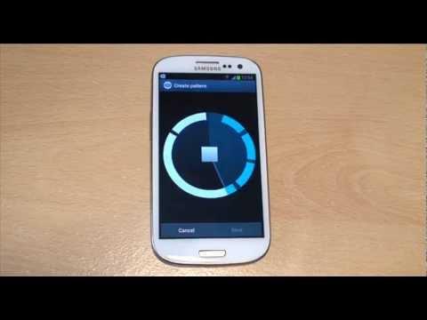 Samsung Galaxy S3 Vibration Ringtone, Custom Tones Feature