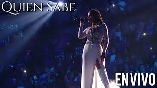 Natti Natasha - Quien Sabe ❤ [Live Premios Juventud]