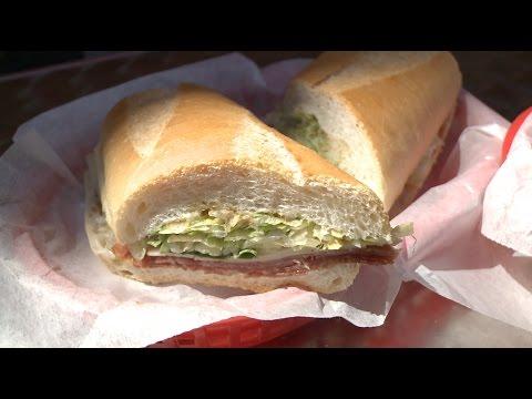 Chicago's Best Sandwiches: JP Graziano's