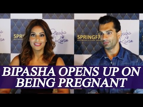 Bipasha Basu talks about her PREGNANCY | FilmiBeat