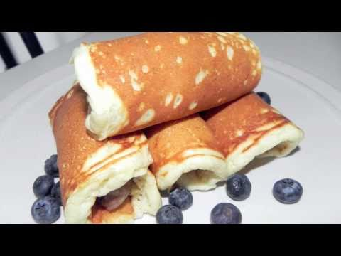 Pigs in a Blanket Recipe - Pancake Batter Made From Scratch