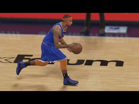NBA 2K15 PS4 My Career - Self Oop!