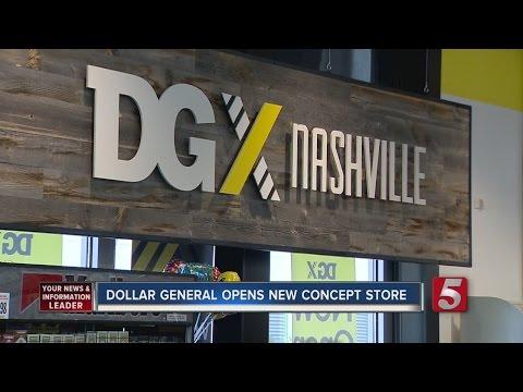 Dollar General Opens New DGX Store