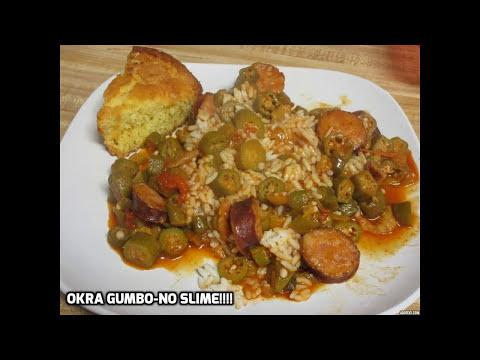 Okra Gumbo-NO Slime when Complete