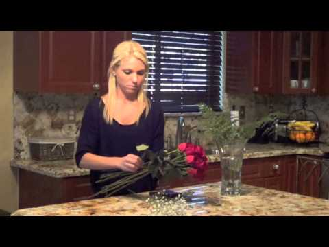Dozen Red Roses Care & Handling.m4v