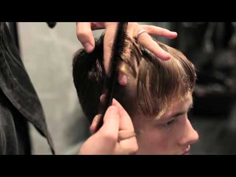 BED HEAD for Men by TIGI | Step-by-Step | London – Look: The Camden