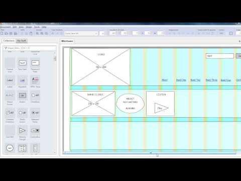 Web Design Wireframe & Mockup - Part1
