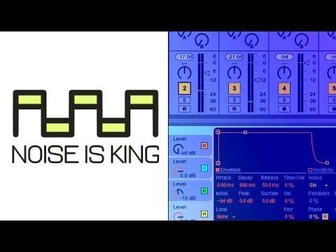 Create a kickass Kick with Ableton Live's Operator