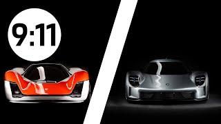 Porsche Unseen: Design Studies and Happy Accidents