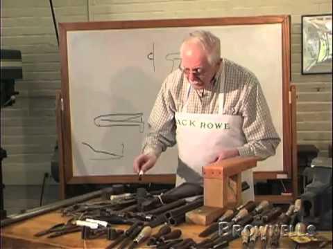 Jack Rowe, Master Gunsmith Series, Trigger Pull. Part 2 of 3.