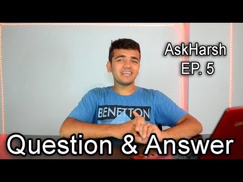 How Much Do I Earn ? IPL Kaun Jeetega ? #AskHarsh Episode 5