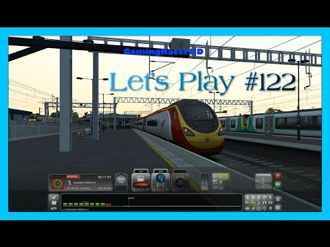 Train Simulator 2015 - Let's Play #122 - 05:05 Manchester Piccadilly To London Euston [1080p 60FPS]