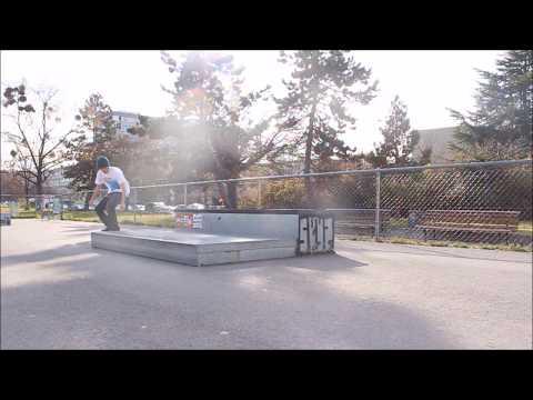Kickflip primo slide 360 inward