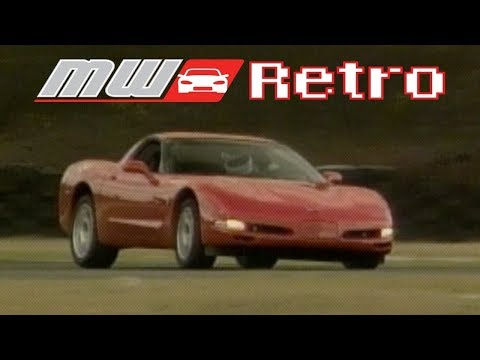 1997 Chevrolet Corvette C5 | MotorWeek Retro