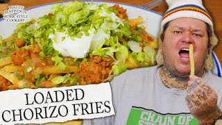 Hot Dog Poutine, Loaded Fries, & Seafood Pie | Home Style Cookery with Matty Matheson Ep. 2