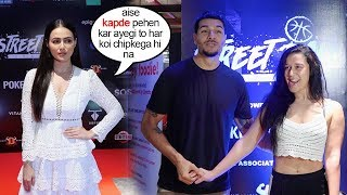 Sana Khan JEAL0US of Tiger Shroff's Sister Krisha getting more attention frm Media & Players