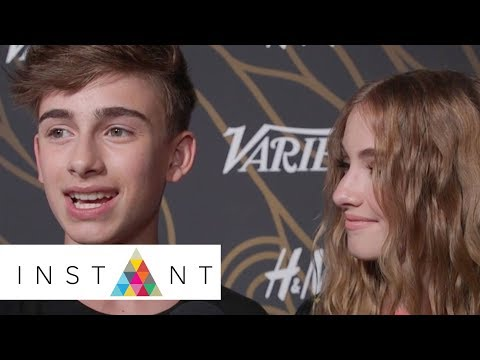 Johnny Orlando Talks New Music | Instant Exclusive | INSTANT