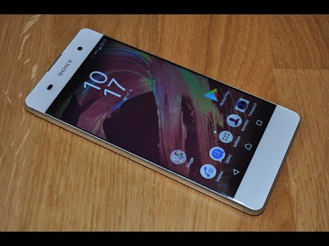 Sony XPERIA XA with Android 7.0 Nougat is amazing