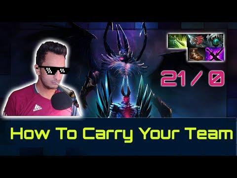 How To Carry Your Team - Meric Plays Terrorblade | Dota 2