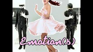 Emotion(s) Daft Punk and Ariana Grande