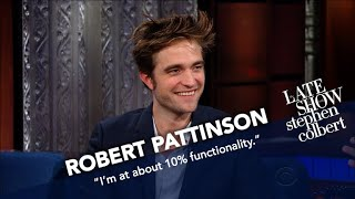 Robert Pattinson Crafted A New York Accent For His Latest Role