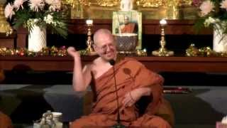 Four Ways of Letting Go | Ajahn Brahm | 09-04-2010
