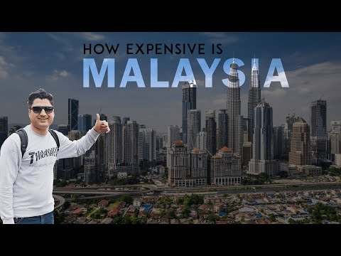 How Expensive is Malaysia? Food/Room/Transport