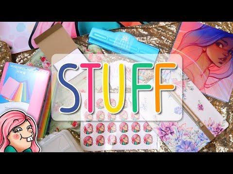 ART HAUL - Artist Alley Supplies, Business Stuff & More!
