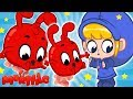 Oh No MORPHLE FARTS My Magic Pet Morphle Cartoons For Kids Moonbug TV After School
