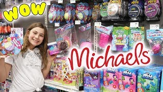 Download SQUISHY SOAP and So Many Slime and Squishies at MICHAEL'S! WOW! Video