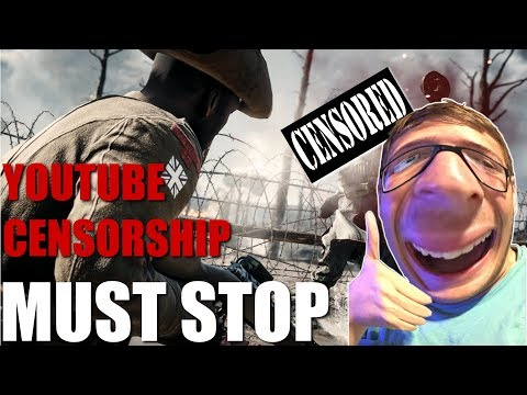 YOUTUBE MUST BE STOPPED! ( Youtube Censorship )