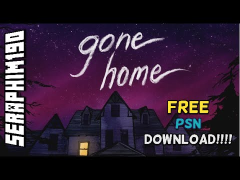 Free PSN Download ( Gone Home ) PlayStation Network Review Live