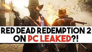 Download Red Dead Redemption 2 on PC LEAKED?! STEAM LINK for $2 50?! Video