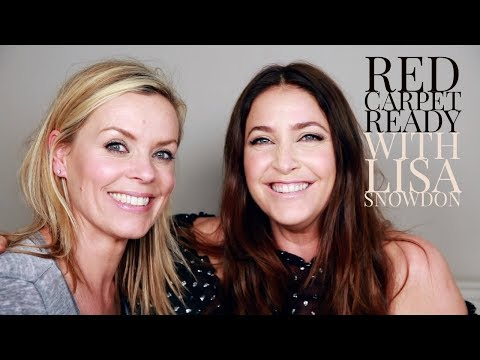 Red Carpet Ready With Lisa Snowdon